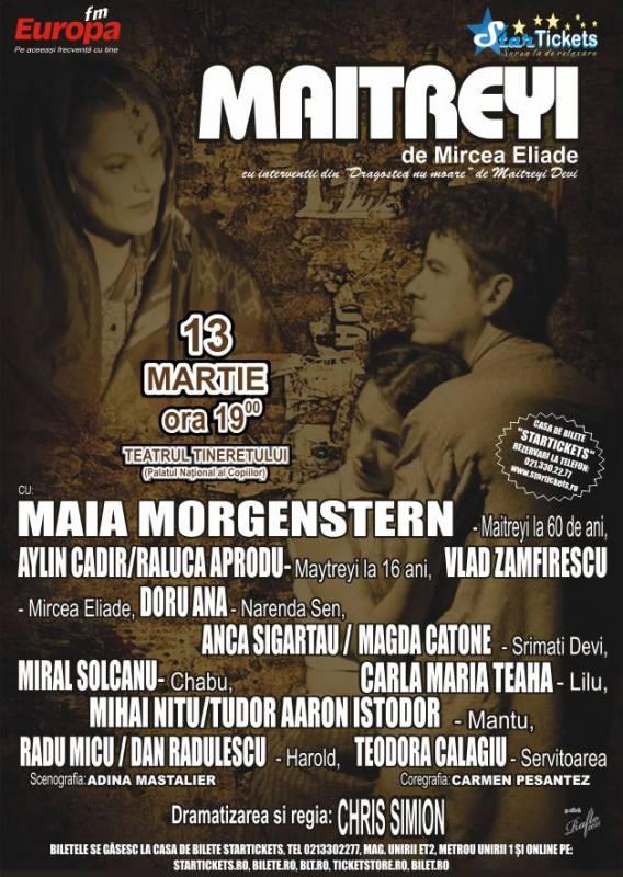 Poster Maitreyi