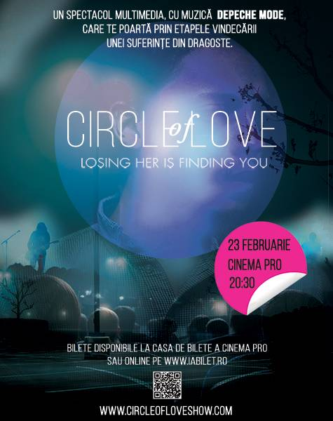 Poster Circle of love
