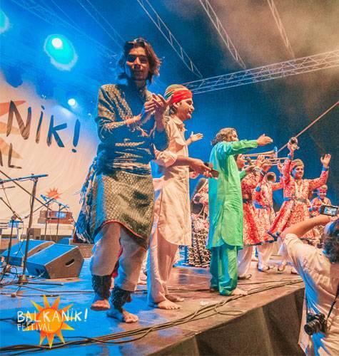 Poster Balkanik! Festival 2017