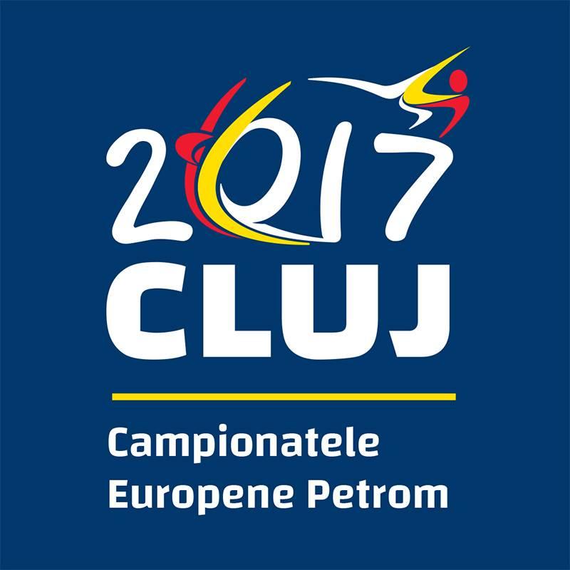 Poster Campionatele Europene de Gimnastica Petrom