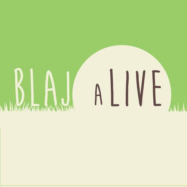 Poster Blaj aLive Festival 2017