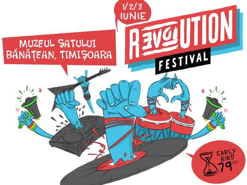 Poster Revolution Festival 2017