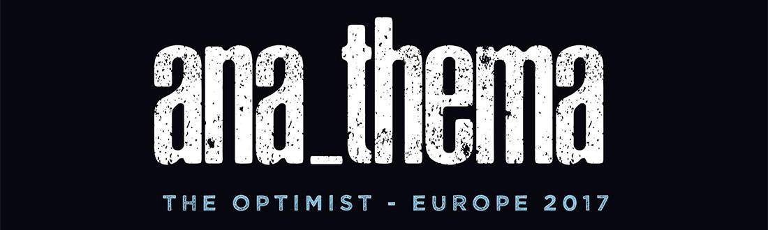Anathema - The Optimist European Tour
