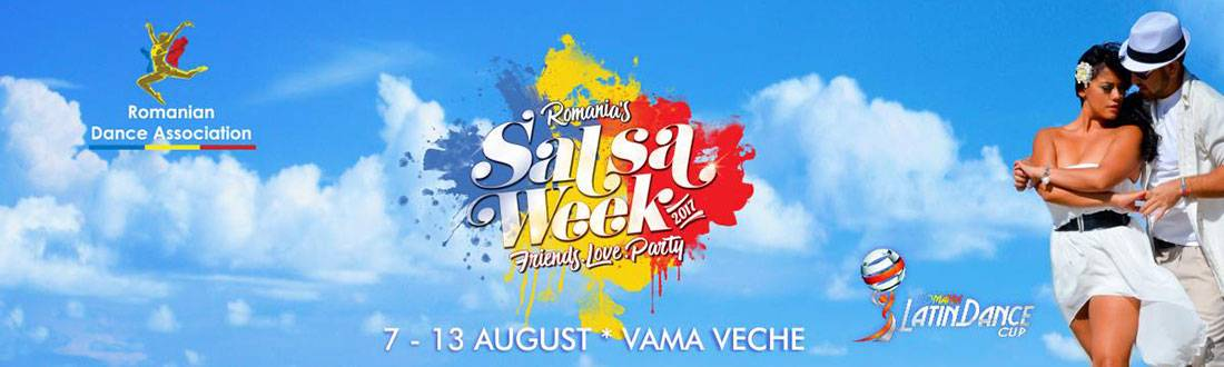 Romania Salsa Week 2017