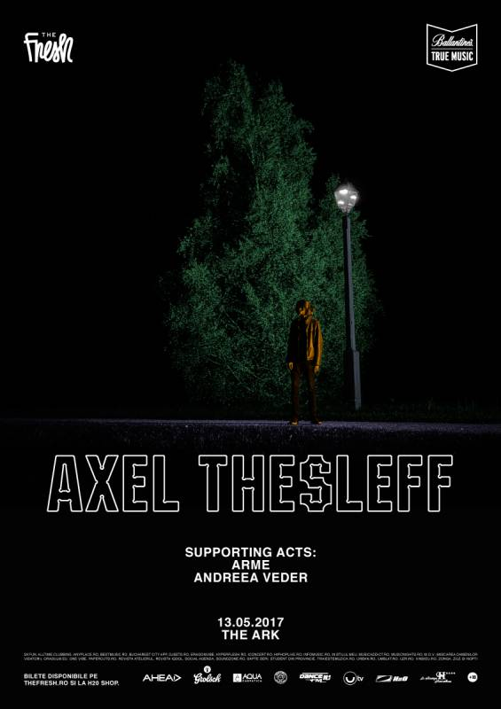 Poster AXEL THESLEFF, ARME, ANDREEA VEDER