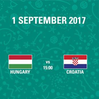 Poster FIBA EuroBasket 2017 - Ungaria - Croatia