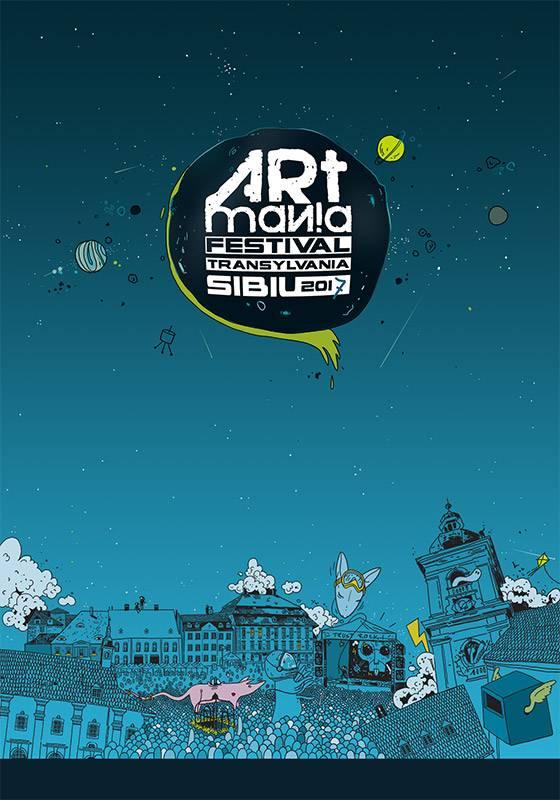 Poster Artmania Festival 2017
