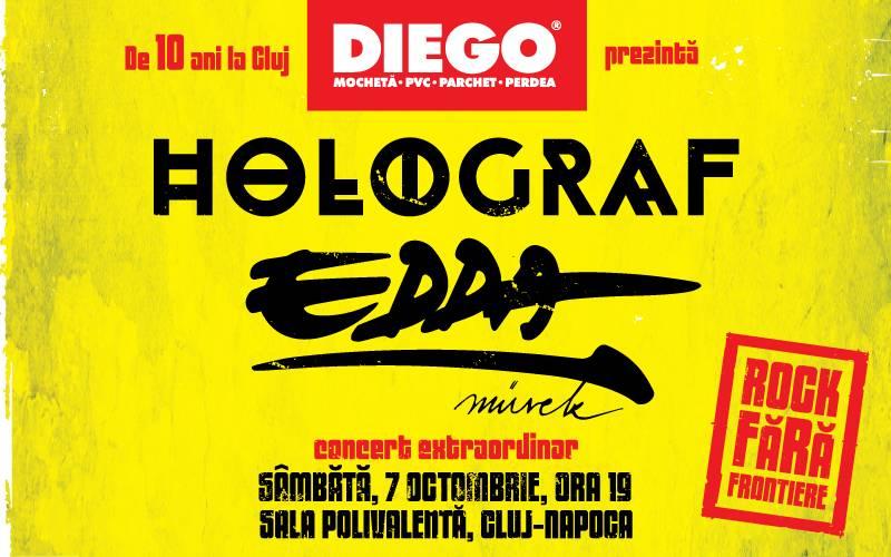 Poster ROCK FARA FRONTIERE – HOLOGRAF si EDDA Muvek