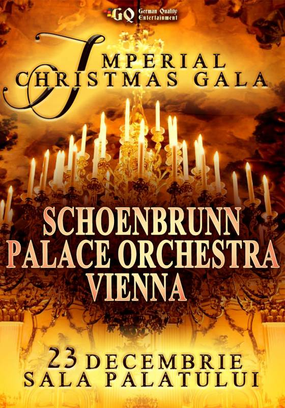 Poster Imperial Christmas Gala 2017