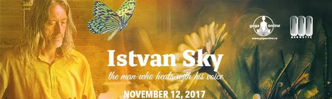 Istvan Sky - Healing Concert