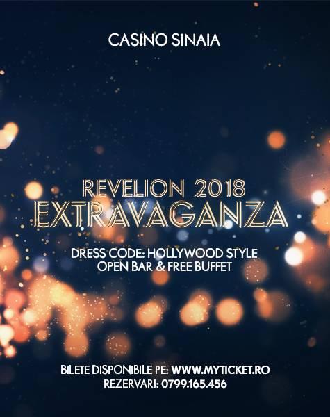 Poster Revelion Extravaganza