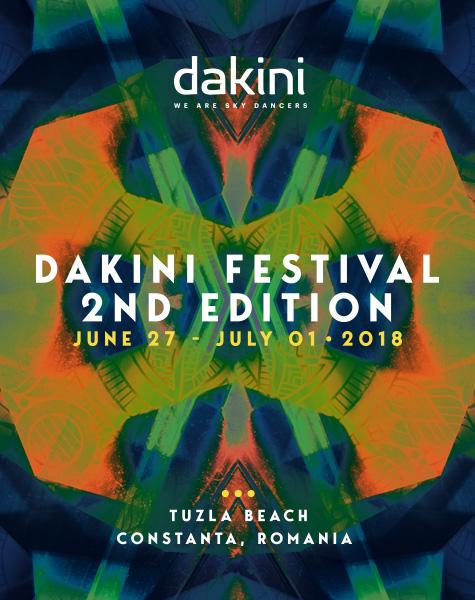 Poster Dakini Festival 2018