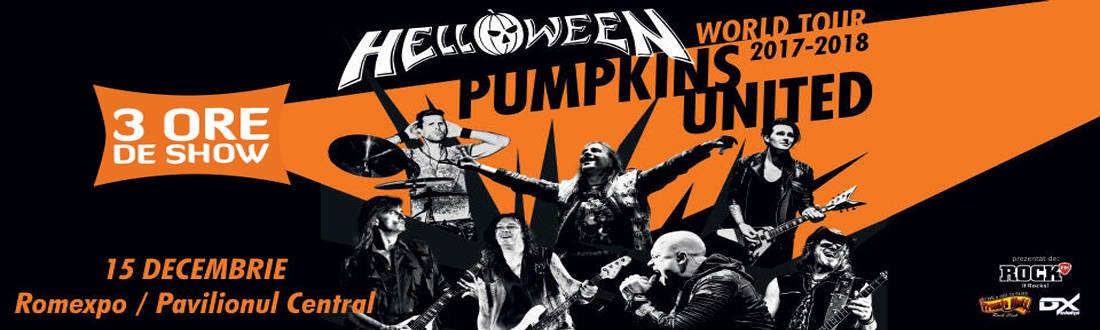 Helloween - Pumpkins United Tour
