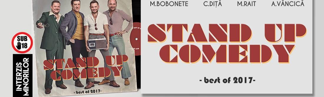 Stand Up Comedy - cu Bobonete, Dita, Rait si Vancica