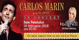 CONCERT CARLOS MARIN IL DIVO