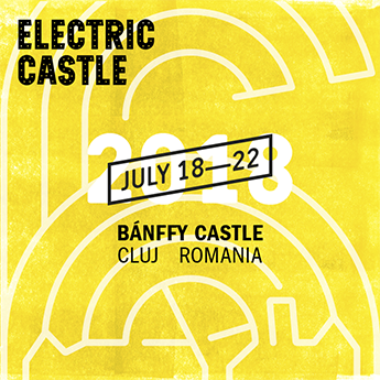 Poster ELECTRIC CASTLE