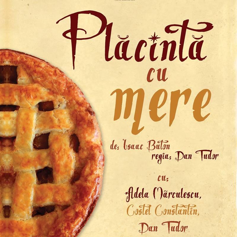 Poster Placinta cu mere