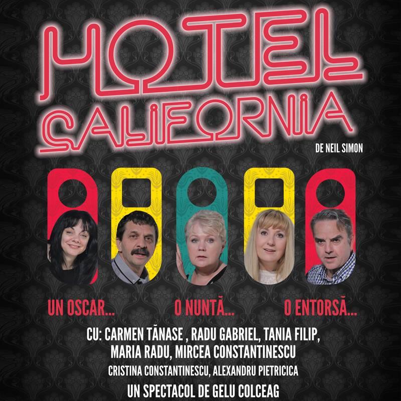 Poster Hotel California