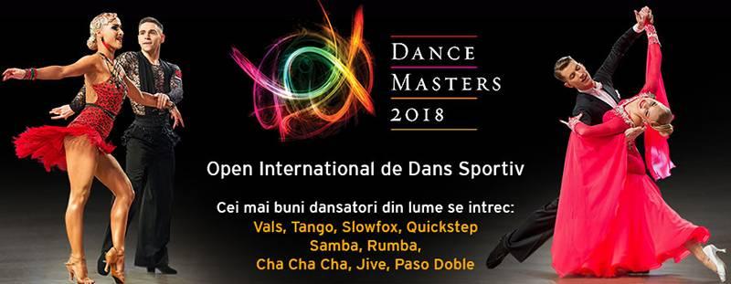Poster DanceMasters 2018