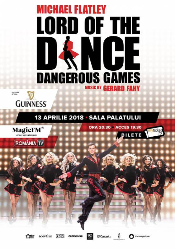 Poster Lord of the Dance - Dangerous Games
