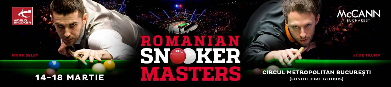Romanian Snooker Masters 2018