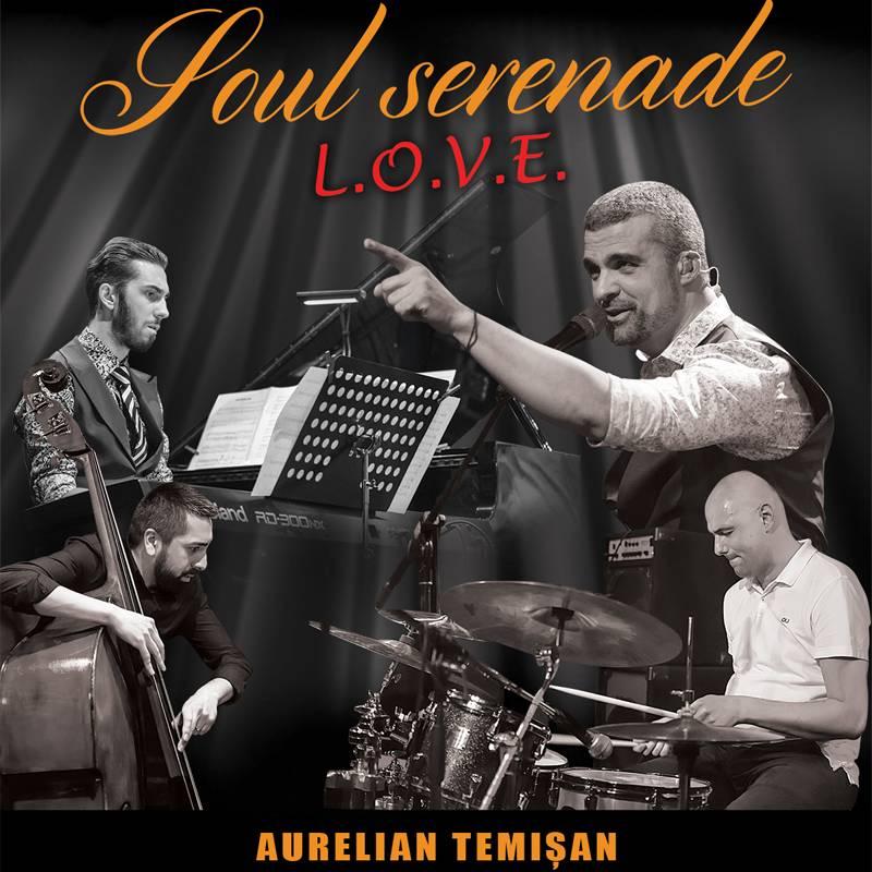 Poster Concert Soul Serenade – L.O.V.E.