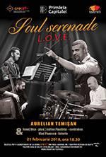 Concert Soul Serenade – L.O.V.E.