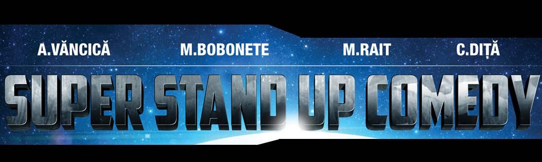 Stand Up Comedy-Bobonete, Dita, Rait, Vancica