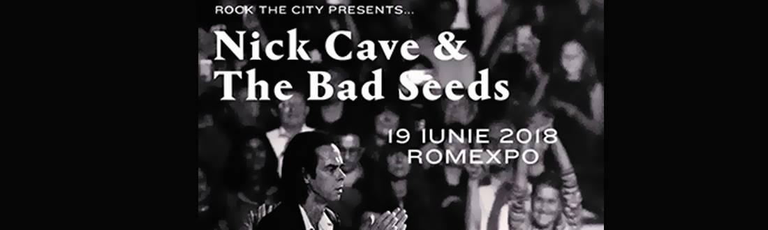 ROCK THE CITY PRESENTS NICK CAVE & THE BAD SEEDS