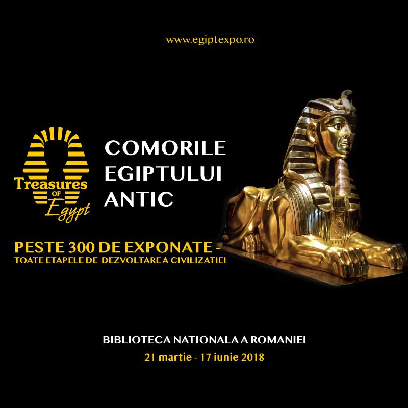 Poster Comorile Egiptului Antic