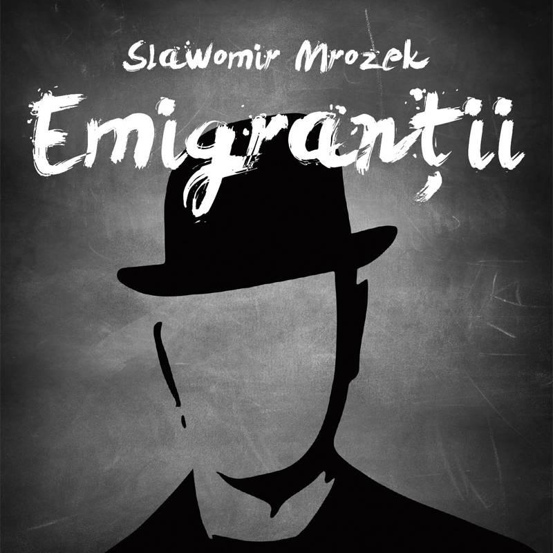 Poster EMIGRANTII