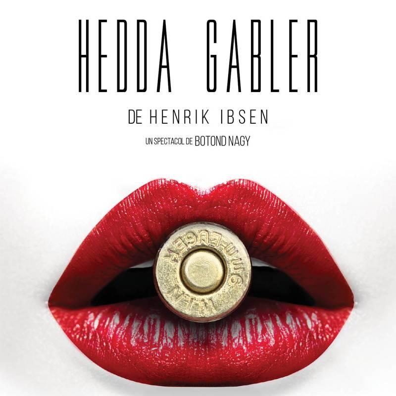Poster HEDDA GABLER