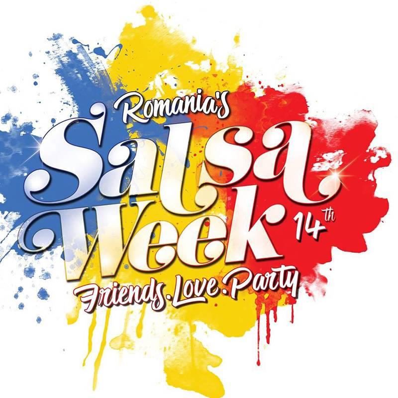 Poster Festival Romania Salsa Week