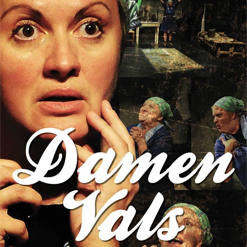 Poster DAMEN VALS