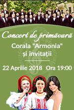 Concert de primavara - Corala Armonia