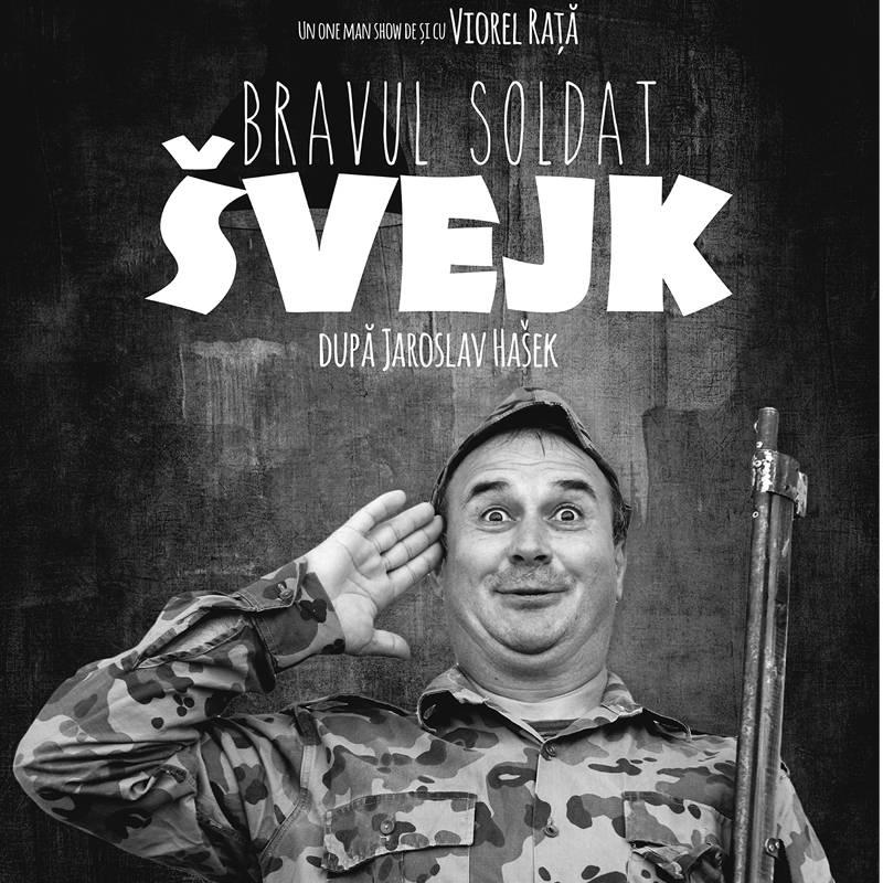 Poster BRAVUL SOLDAT ŠVEJK