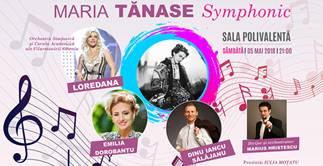 Maria Tanase Symphonic