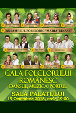 Gala Folclorului Romanesc