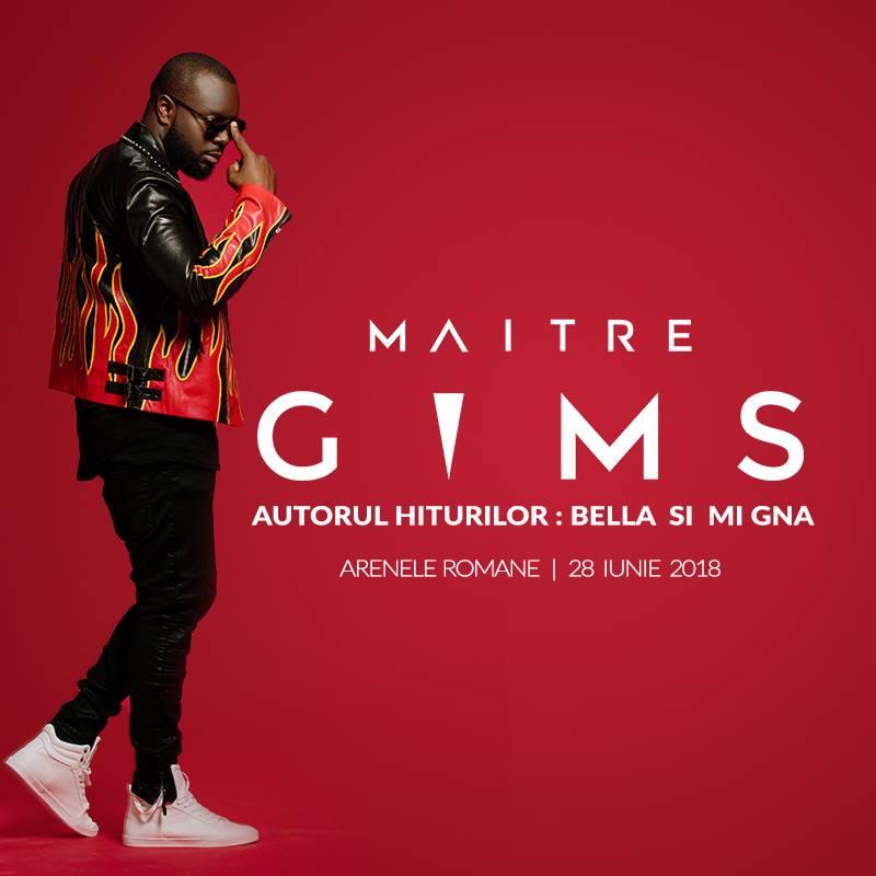 Poster Maitre Gims