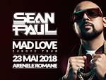 SEAN PAUL - MAD LOVE EUROPE TOUR