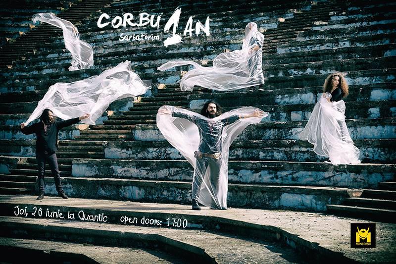 Poster CORBU SARBATORESTE 1 AN