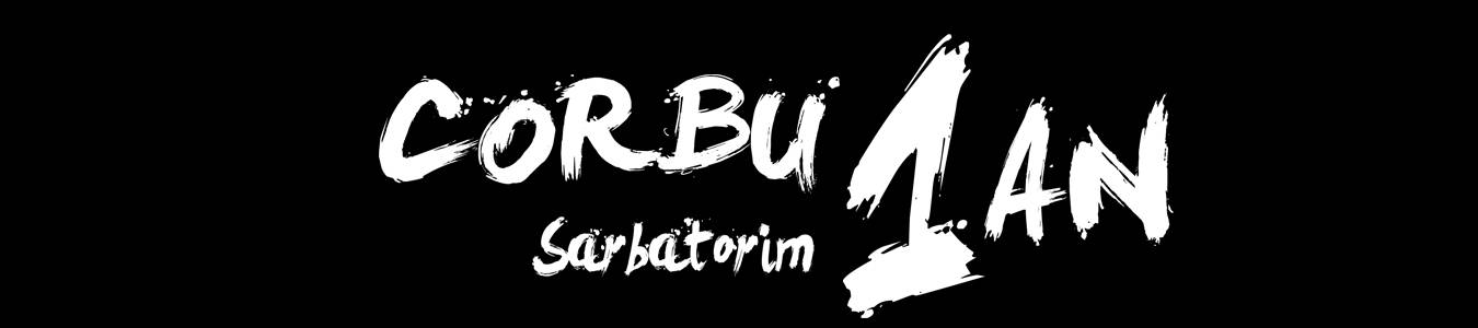 CORBU SARBATORESTE 1 AN
