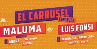 MALUMA / FESTIVAL EL CARRUSEL