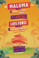 MALUMA / LUIS FONSI - Festival EL CARRUSEL