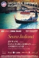Seara Italiana - Stagiunea SalutCultura