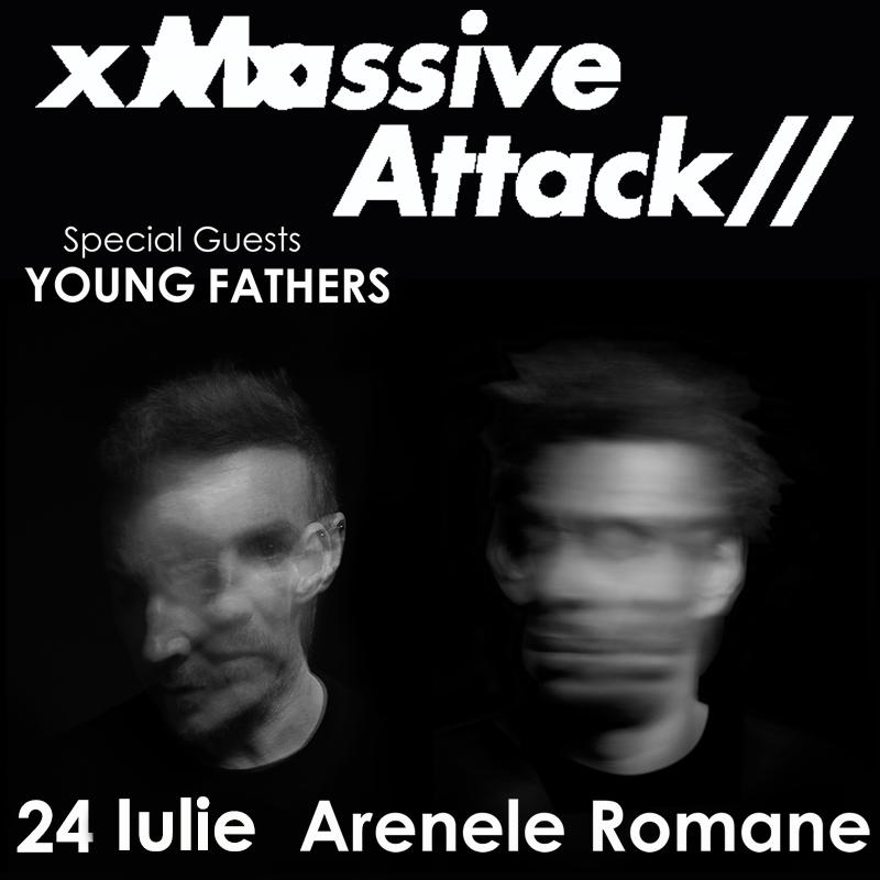 Poster Massive Attack
