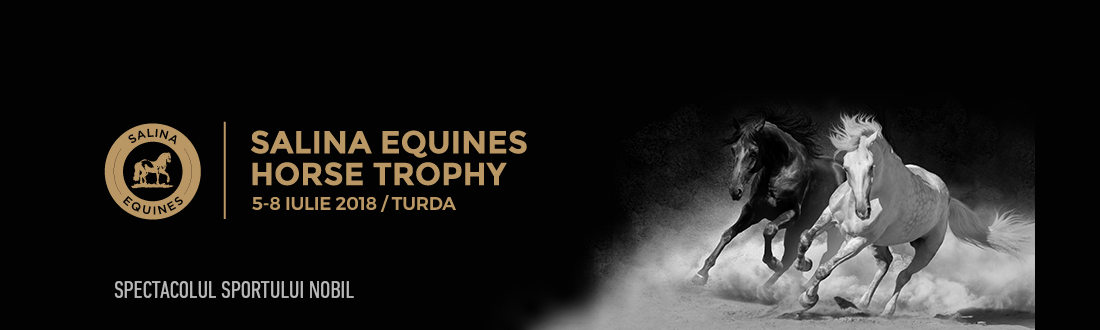 Salina Equines Horse Trophy 2018 - Show de atelaje, dresaj si cascadorie