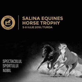Poster Salina Equines Horse Trophy 2018 - Bilete Acces