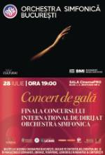 Concert de gala - Stagiunea SalutCultura
