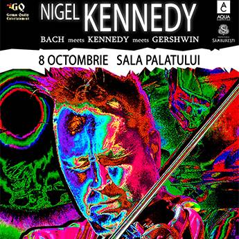 Poster Nigel Kennedy